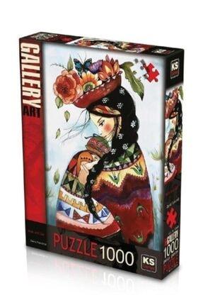 Ks Puzzle Ks Games 1000 Parça Mom And Son Puzzle 20549