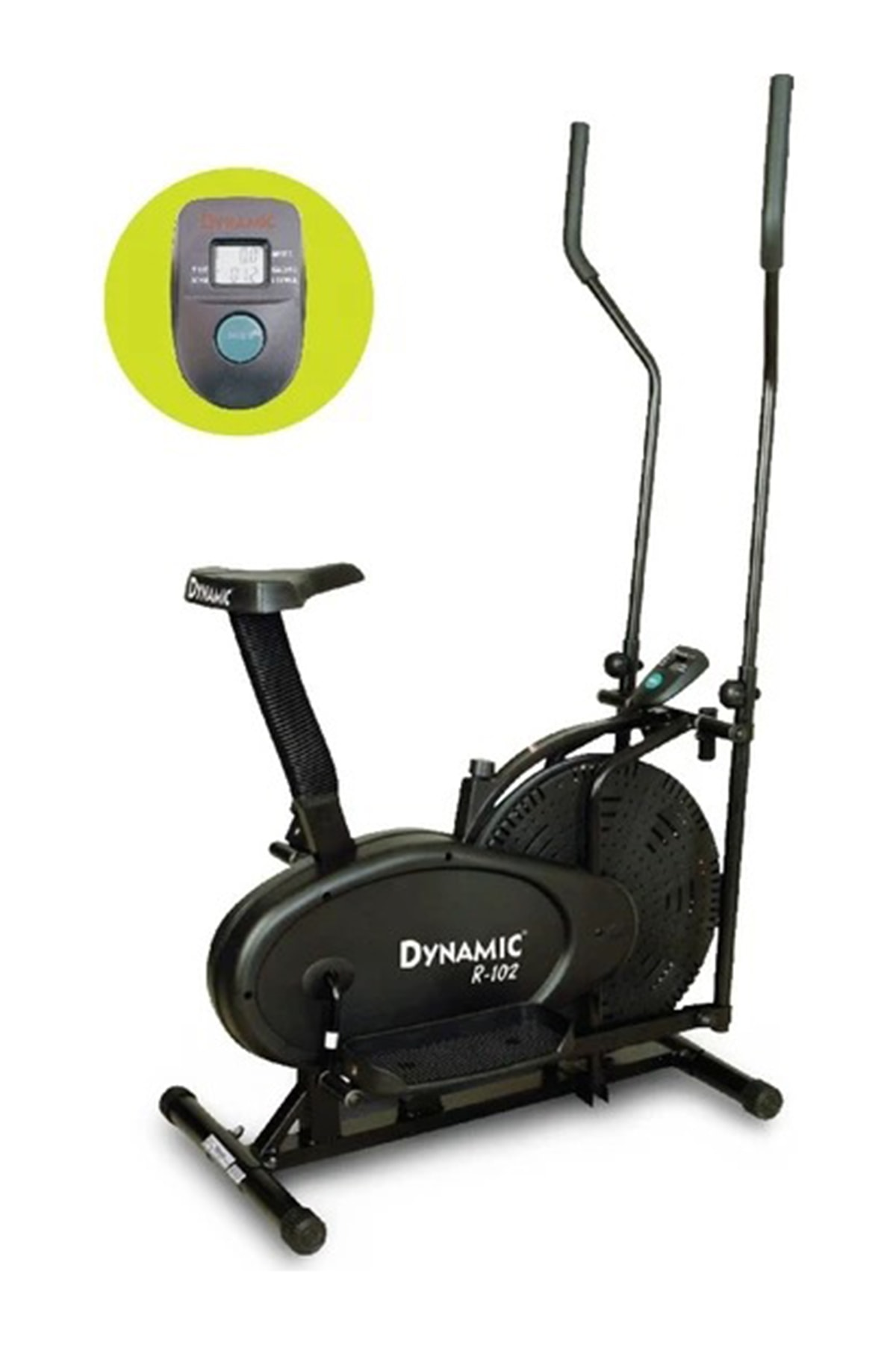 Dynamic R102N Eliptik Bisiklet Orbitroller Orbitrack 1