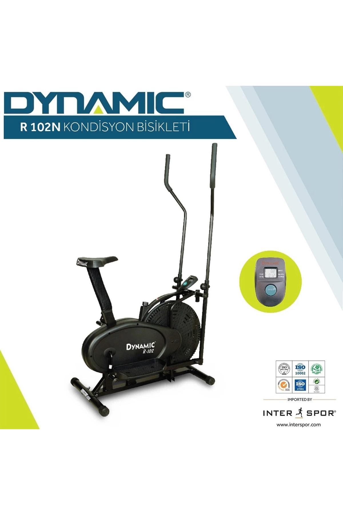 Dynamic R102N Eliptik Bisiklet Orbitroller Orbitrack 2
