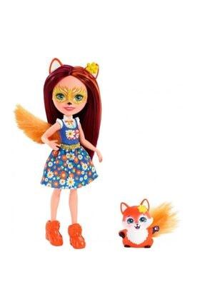 Enchantimals Karakter Bebekler Dvh87 Fxm71 Felicity Fox