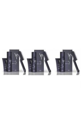 Wella Sp Men Pigment Mousse Gradual Tone Black Siyah 3x60 ml