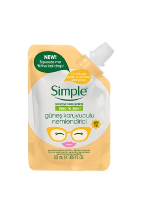 Simple Mini Koruyucu Nemlendirici 50 ml
