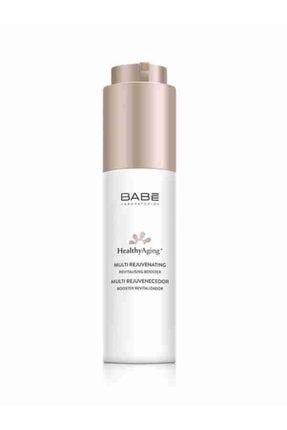 Babe Healthyaging+ Multi Rejuvenating Revitalising Booster -cilt Yenileyici Canlandırıcı Serum 50 ml