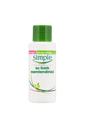 Simple Nemlendirici Su Bazlı 50 ml