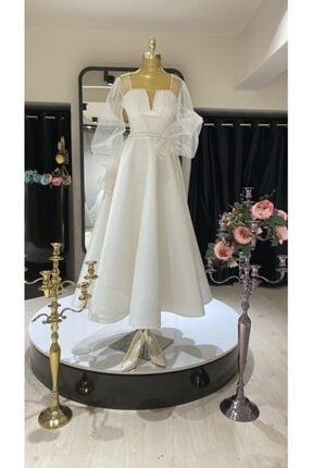 MATRİMONİO BRİDAL Nikah Kıyafeti