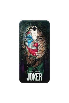 Ren Geyik Redmi 5 Plus Uyumlu Joker Tasarımlı Telefon Kılıfı Y-jkr002