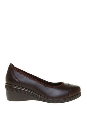 Cotton Bar Kadın Taba Casual Ayakkabı