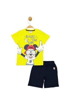 Mickey Mouse Lisanslı Çocuk Takım 17272
