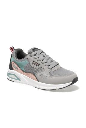 U.S. Polo Assn. VENUS WMN 1FX Gri Kadın Sneaker Ayakkabı 100910910