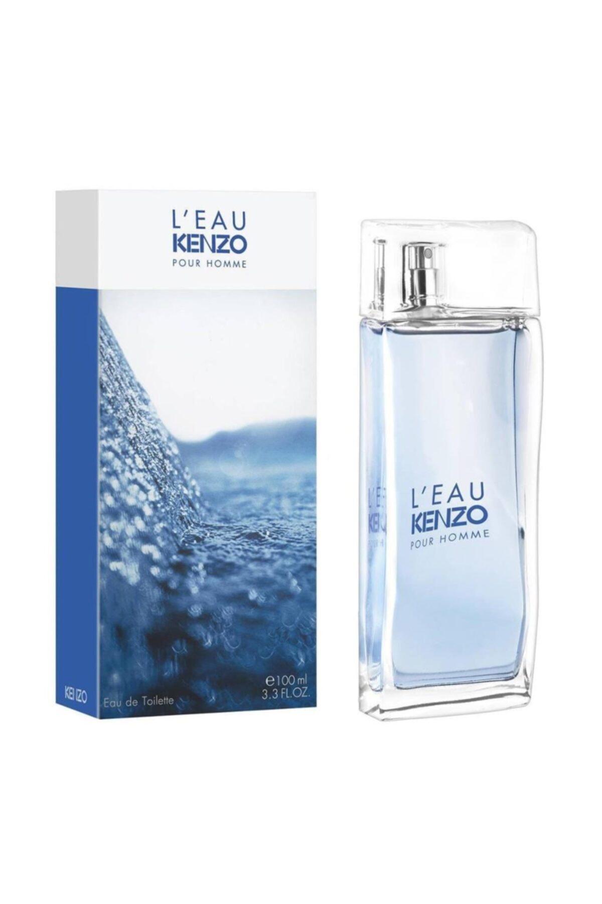 Kenzo L'eau Pour Homme Edt 100 ml Erkek Parfümü 3274872333987 2