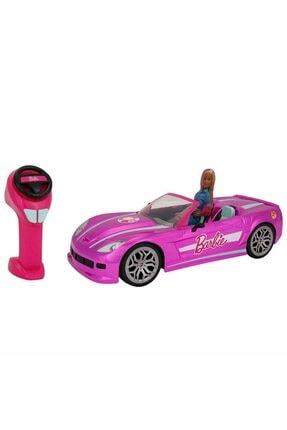 Barbie Nin Uzaktan Kumandalı Rüya Arabası 42 Cm