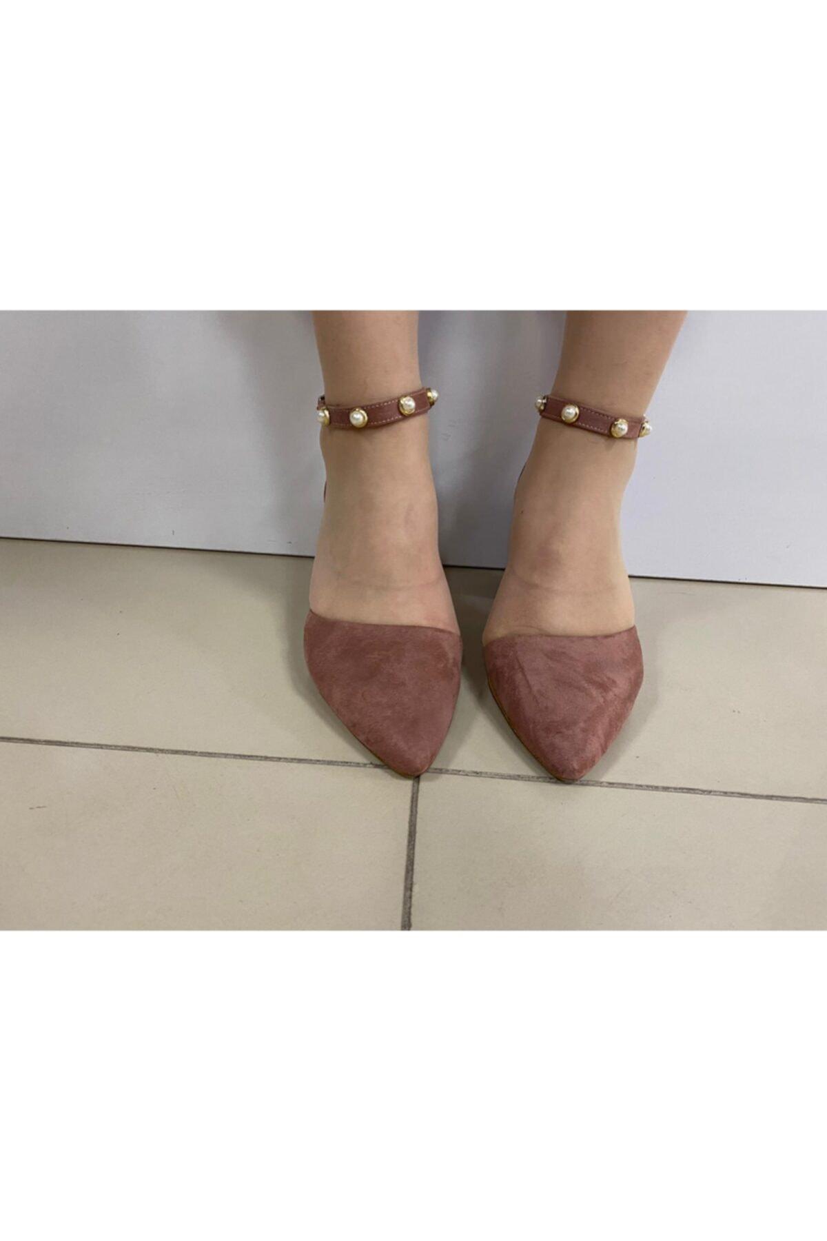 PUNTO Kadın Topuklu Ayakkabı 2