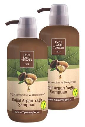 Eyüp Sabri Tuncer Doğal Argan Yağlı Şampuan 600ml X 2 Adet