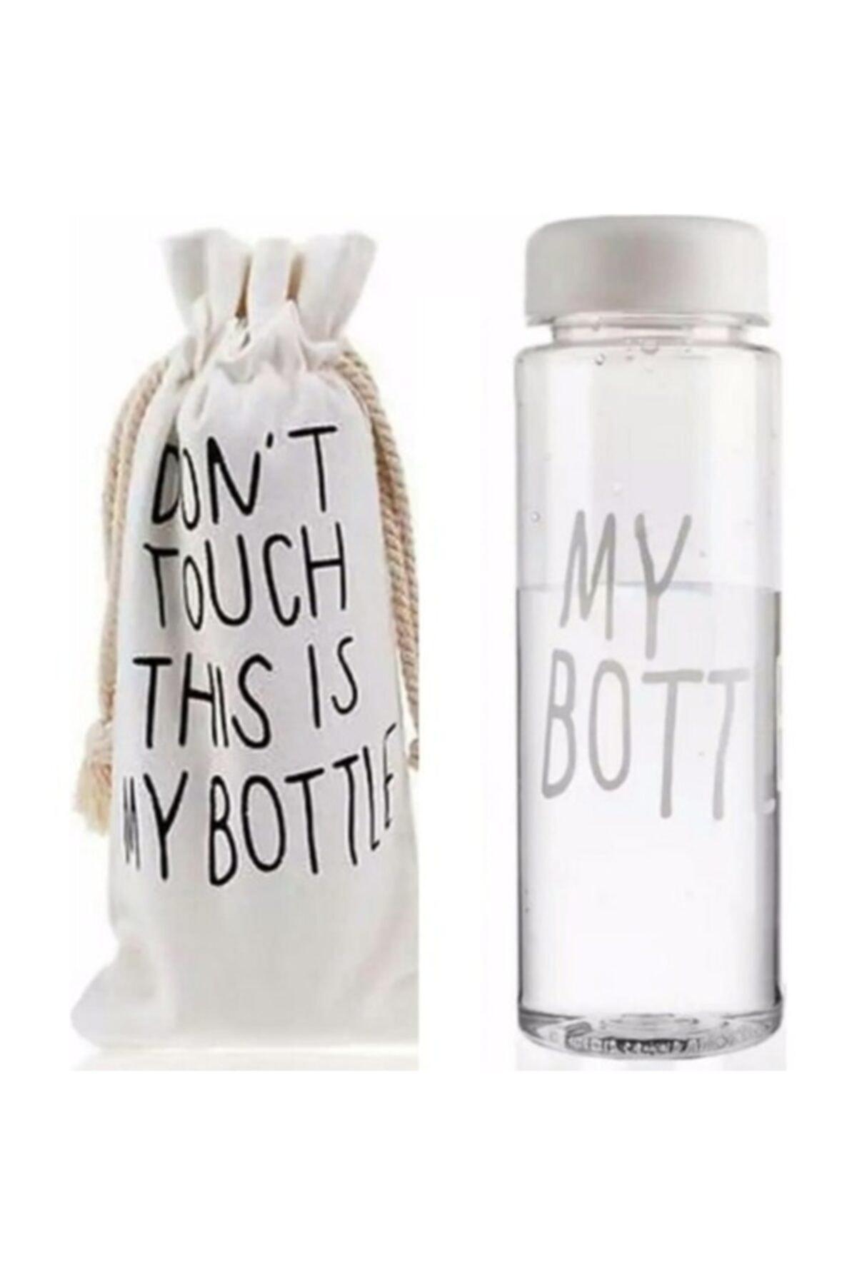 My Bottle Cam Matara Detoks Suyu Matarası 500 ml 1