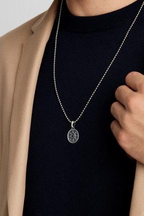 ATOLYESTONE Dümen Kolye (sadece Kolye Ucu) - Gümüş Kolye