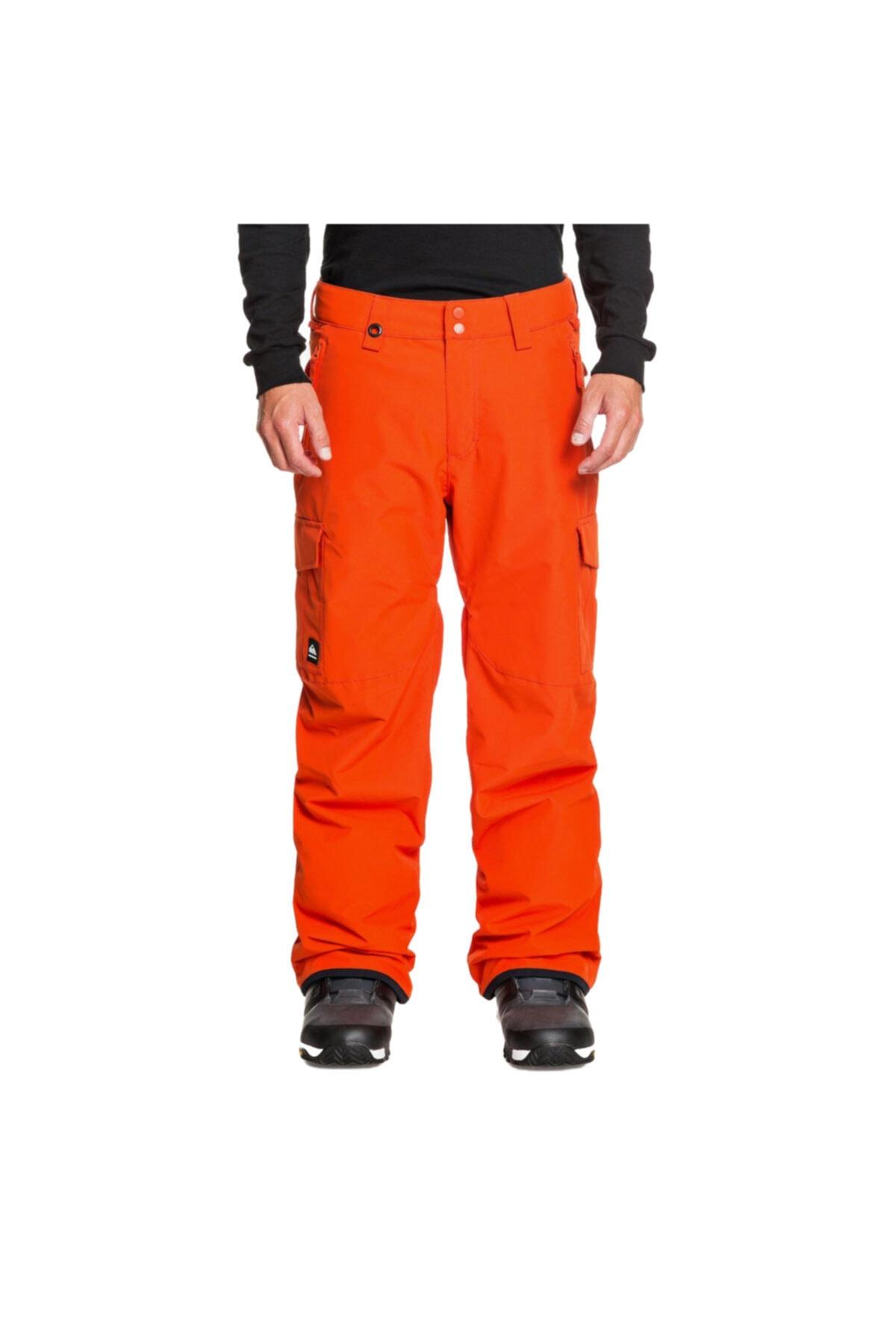 Quiksilver Quıksılver Porter Erkek Snowboard Pantolonu 1