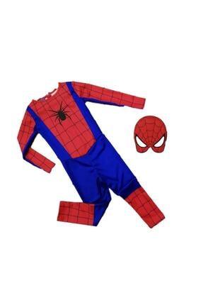 Kelebek Oyuncak Spiderman Örümcek Adam Kostümü