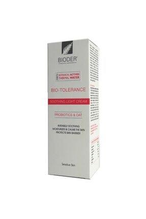 Bioder Bio-tolerance Normal/karma Hassas Ciltler Için Nemlendirici Krem 30 ml
