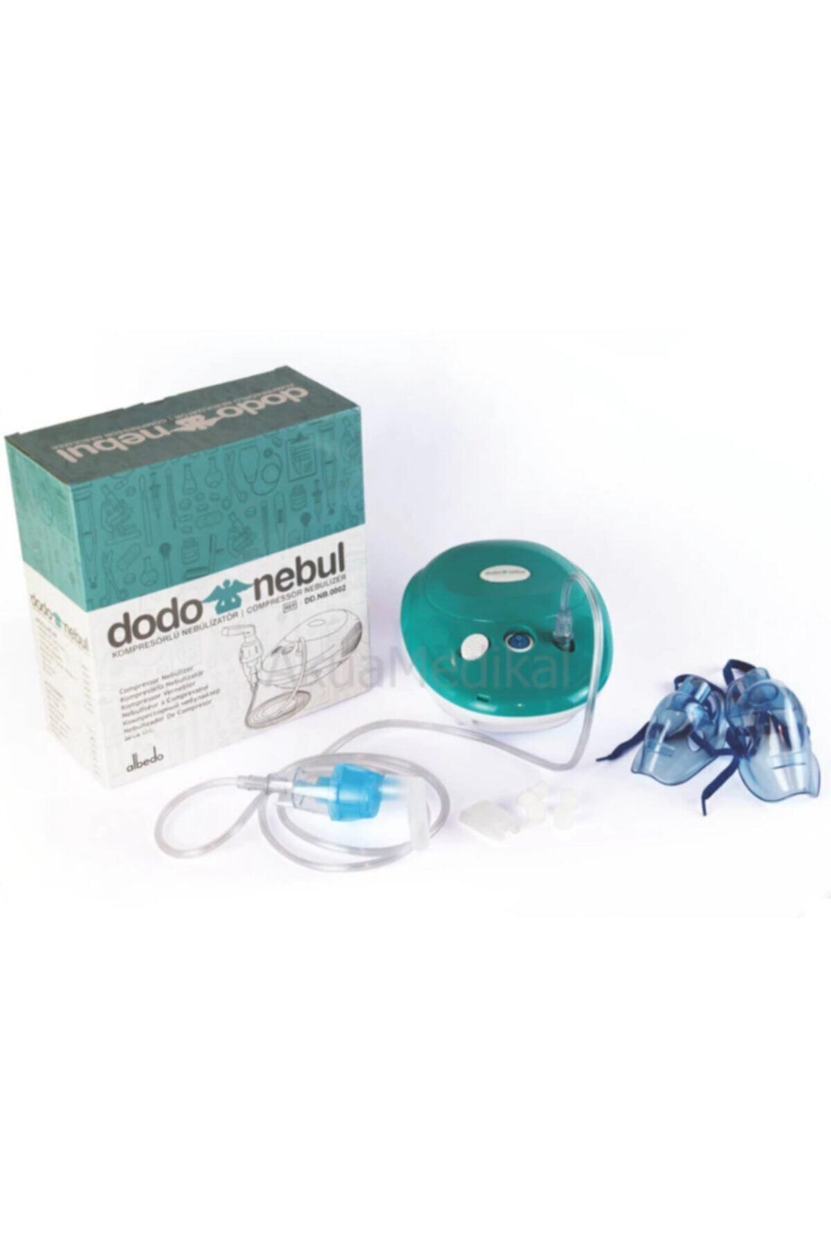 ALBEDO Dodo Kompresörlü Nebülizatör 1