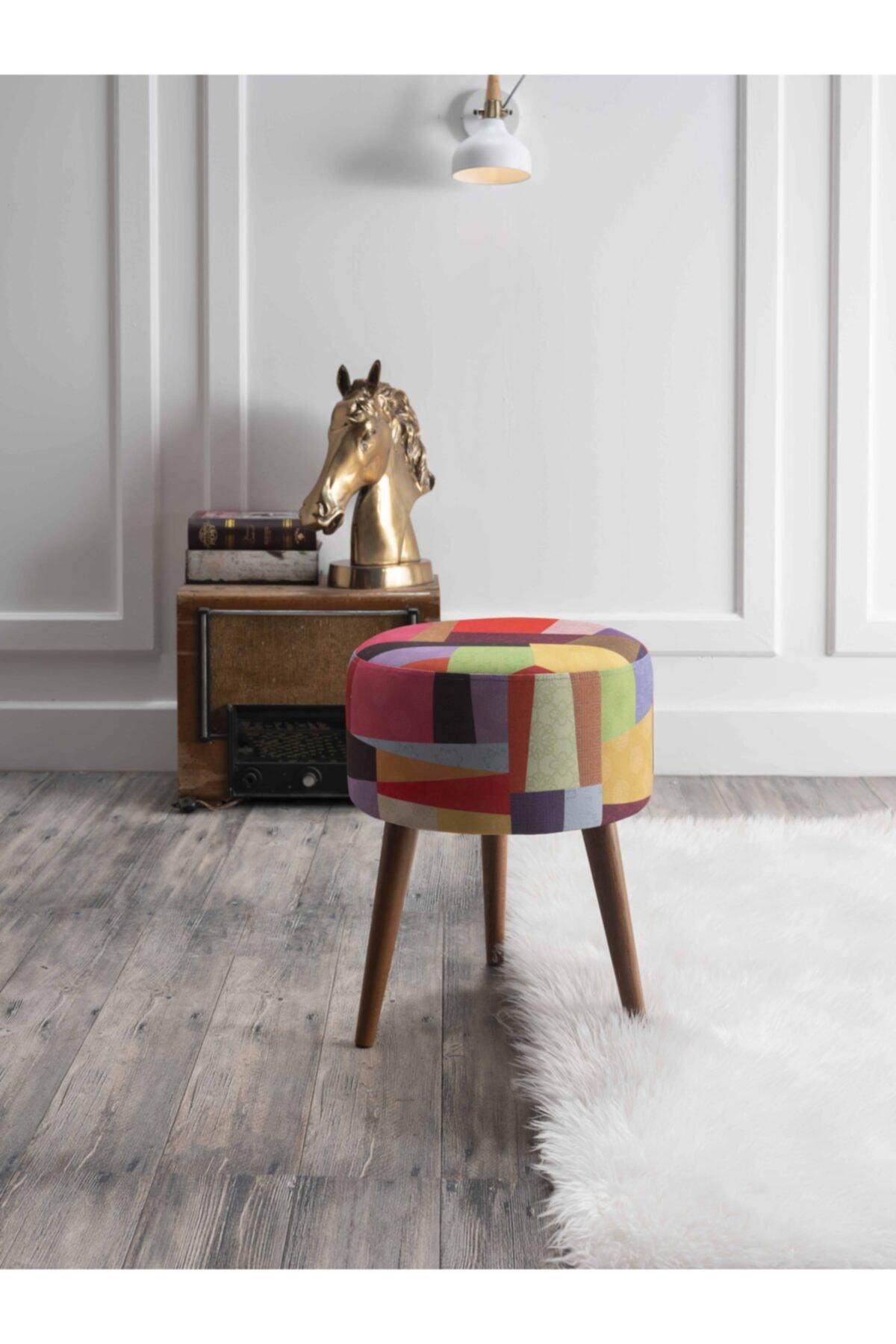 İSTİKBAL Doqu Home Dekoratif Trio Puf Tp11 1
