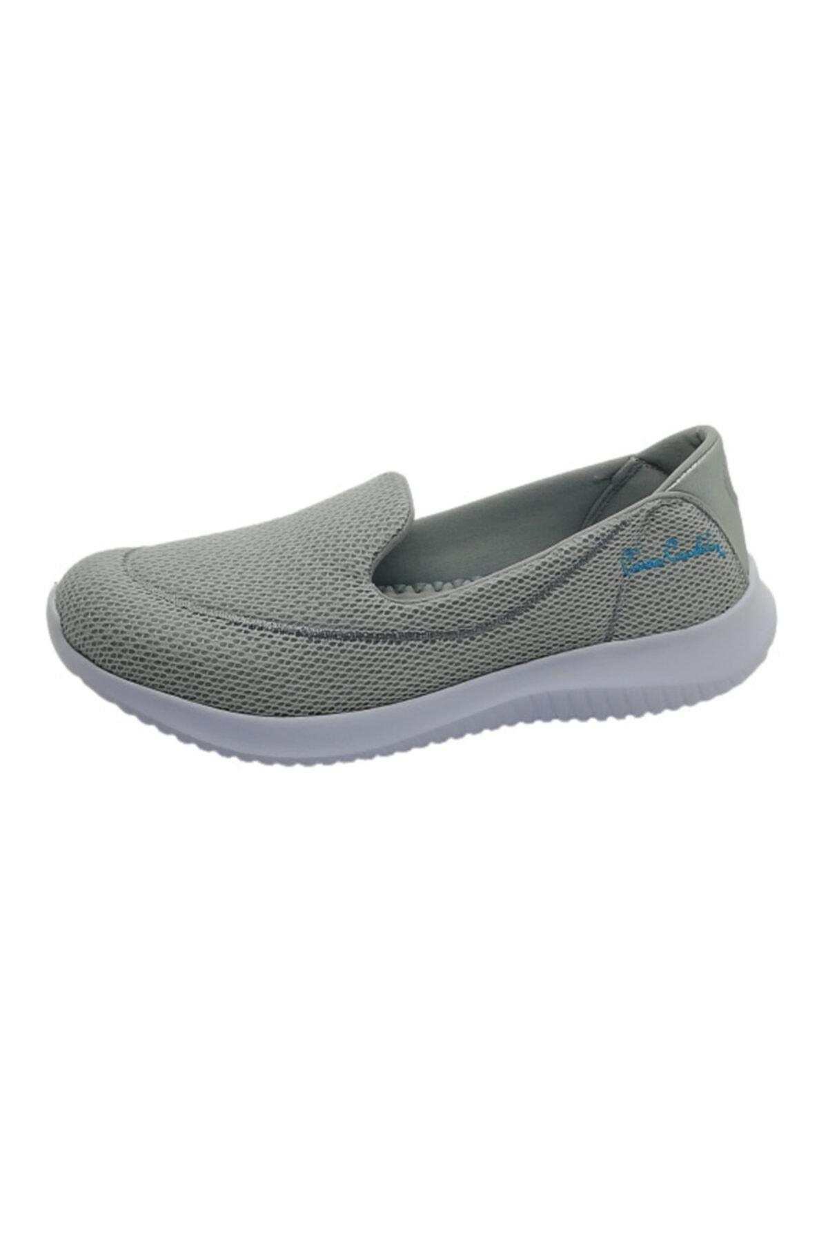 Pierre Cardin Kadın Gri Günlük Ayakkabı Pc-30168 1