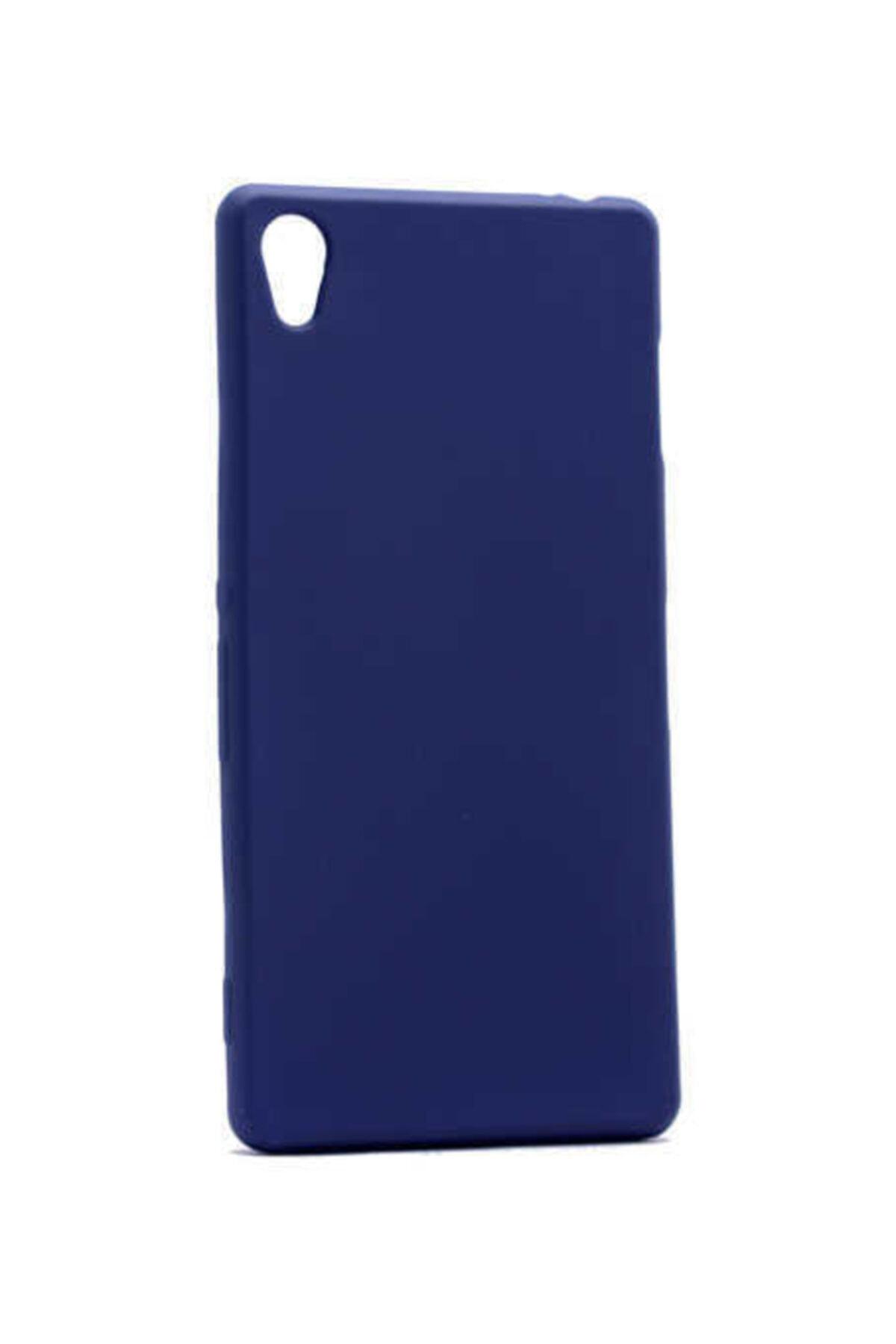Sony Z3 Uyumlu  Kılıf Ultra İnce Renkli Dayanıklı Silikon Premier Model 1