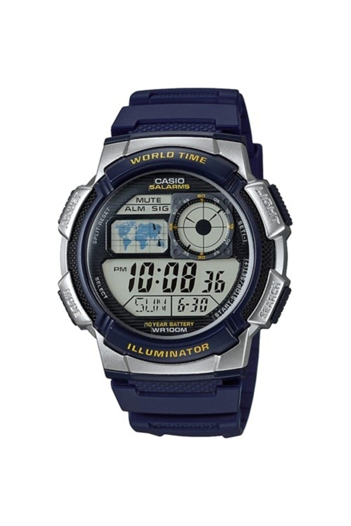 Casio Casıo Ae-1000w-2avdf Erkek Kol Saati 1