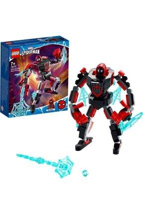 LEGO Kırmızı ® Marvel Örümcek Adam Miles Morales Robot Zırhı 76171