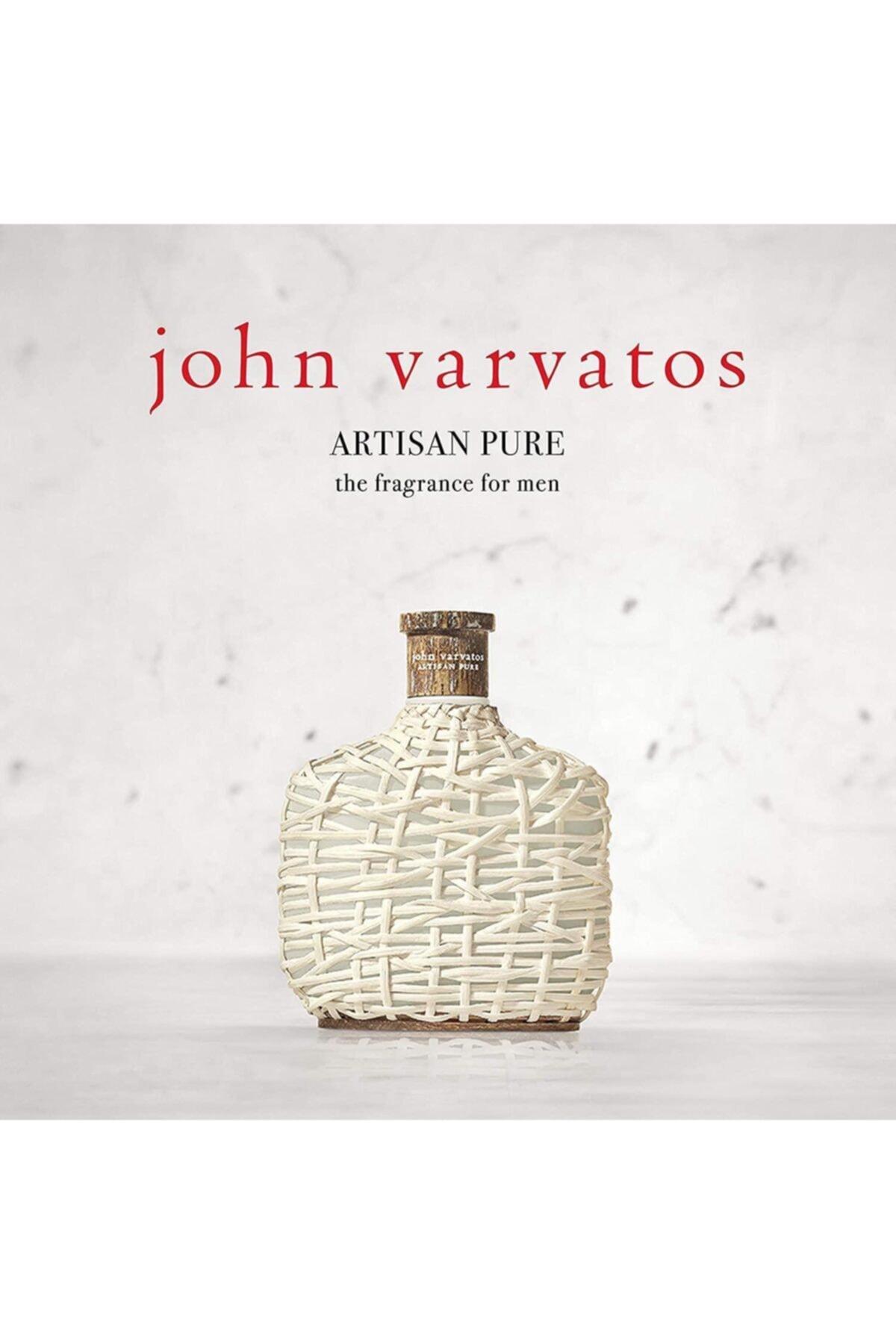 John Varvatos Artisan Pure Edt 75 ml Erkek Parfümü 719346646581 2