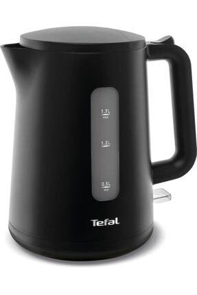 TEFAL Element Kettle Siyah Su Isıtıcı 1.7 lt