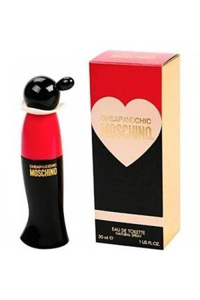 Moschino Cheap And Chic Edt 30 ml Kadın Parfüm 8011003612802