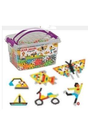 DEDE Oyuncak Çiçek Puzzle Box 500parça 01904