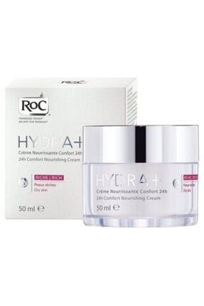 Roc Hydra +24 H Comfort Besleyici Bakım Kremi 50 ml