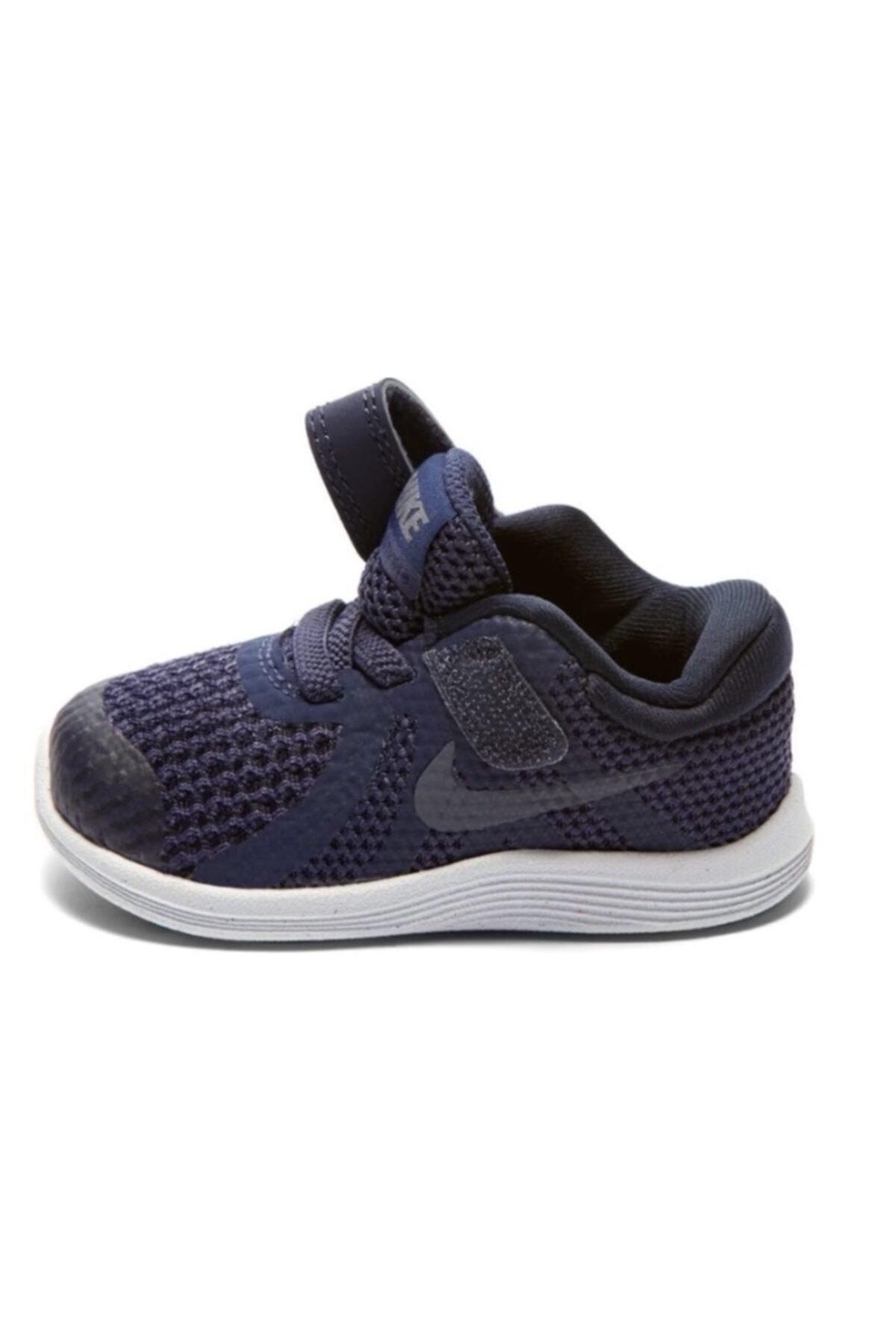 Nike Kids Unisex Çocuk Lacivert Revolution 4  Ayakkabısı 943304-501 2