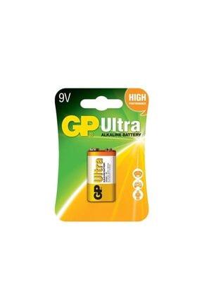 GP Batteries Kare Pil 9v Ultra Alkalin Gp 1604au