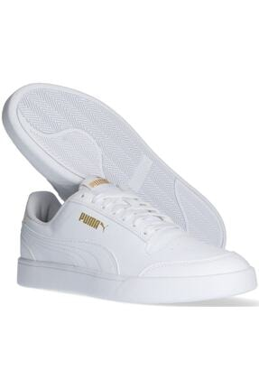 Puma SHUFFLE Beyaz Erkek Sneaker Ayakkabı 101085533