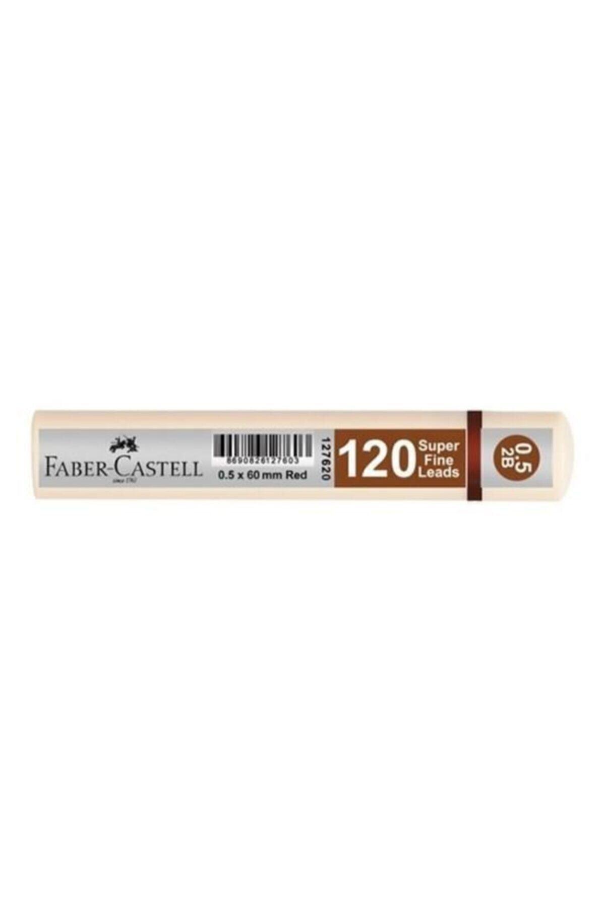 Faber Castell Faber Castel 120 Li Uç 0.5 Tüp 127723 Beyaz 1