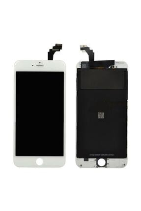 EgeTech Apple Iphone 6 Plus Lcd Ekran Ve Dokunmatik - Beyaz