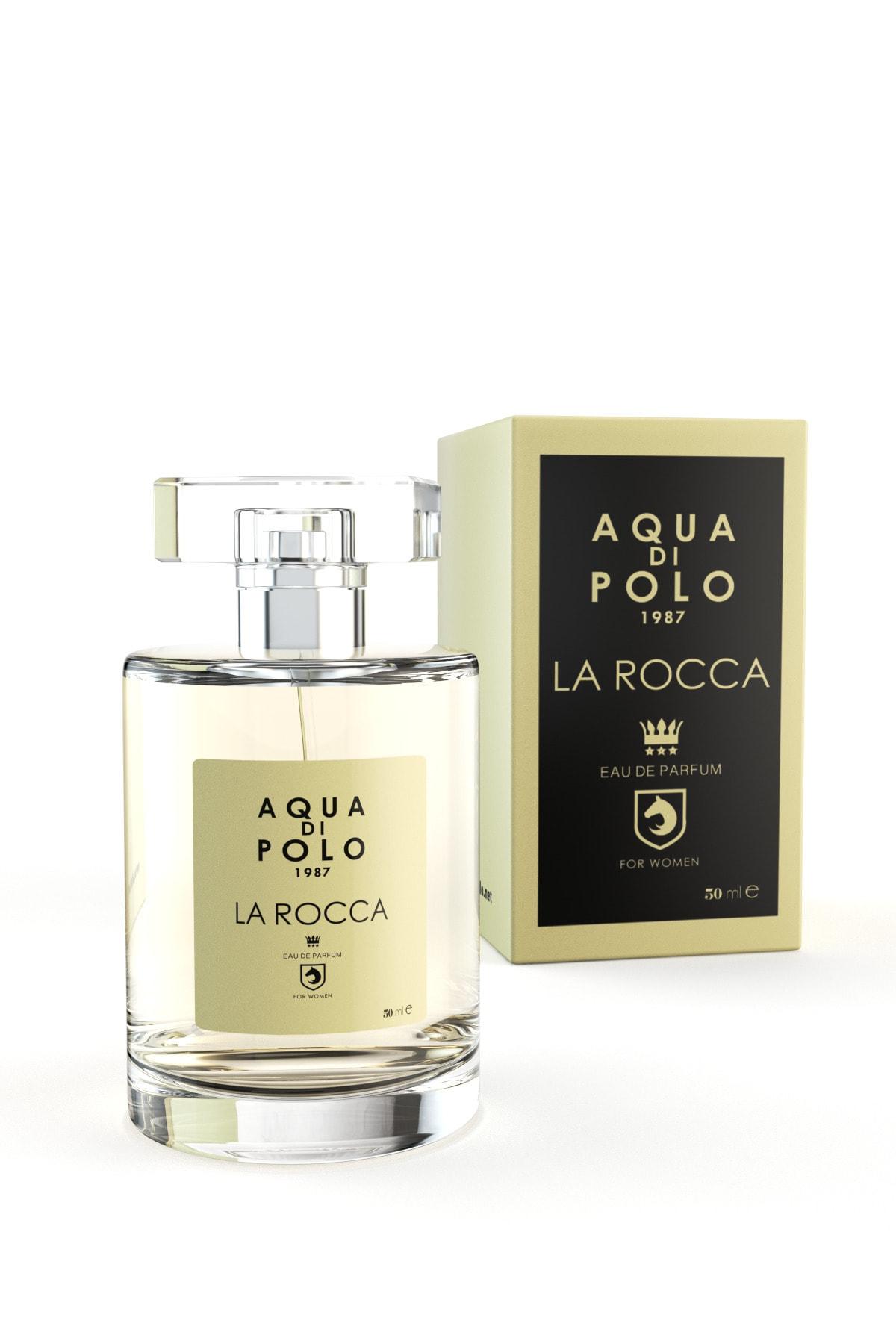 Aqua Di Polo 1987 La Rocca Edp 50 ml Kadın Parfüm PLWMNPR 2