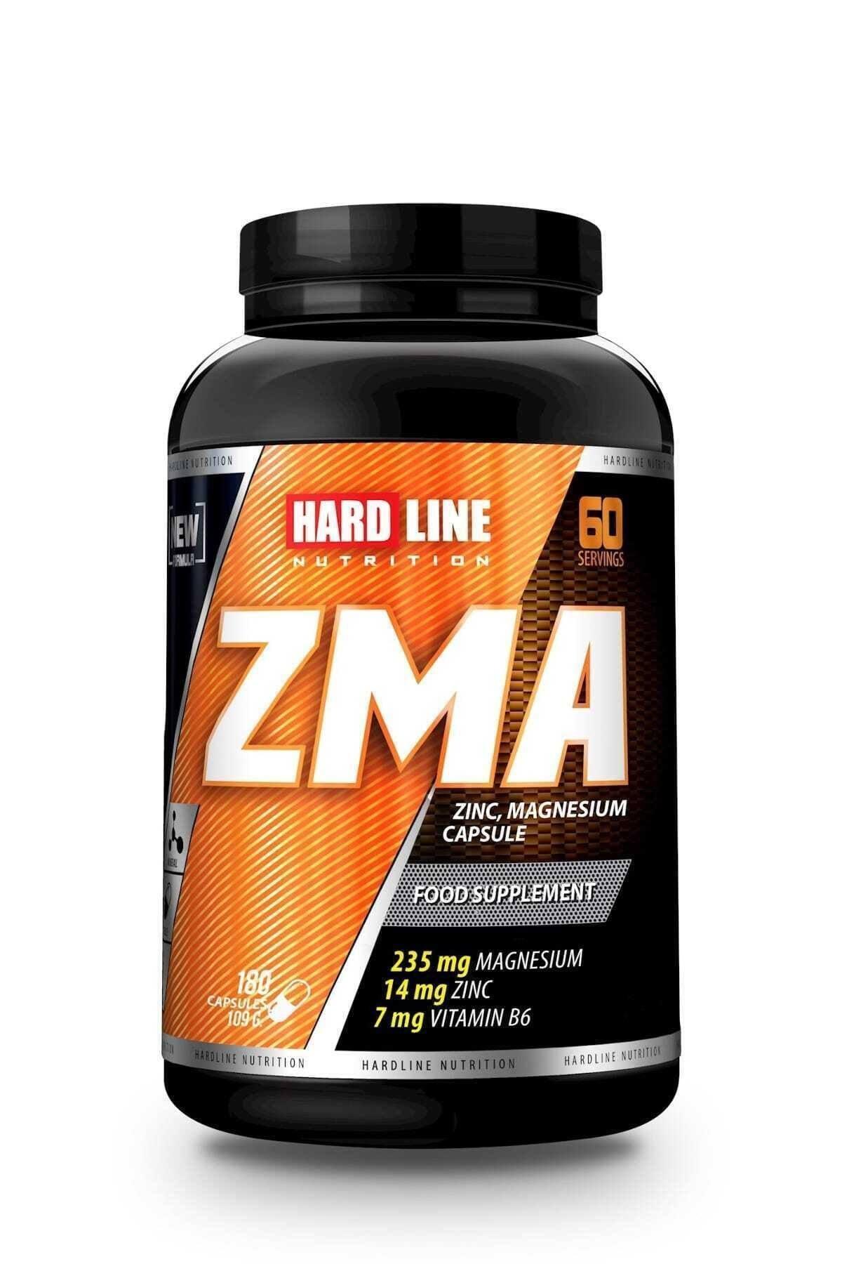 Hardline Nutrition Zma 180 Kapsül 1