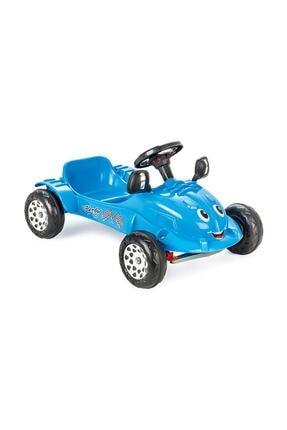 PİLSAN 07-302 Herby Pedallı Araba - Mavi 8693461040245