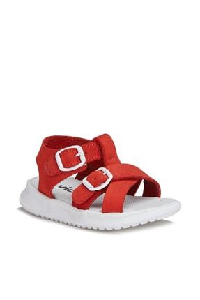 Vicco Roly Unisex Ilk Adım Kırmızı Sandalet