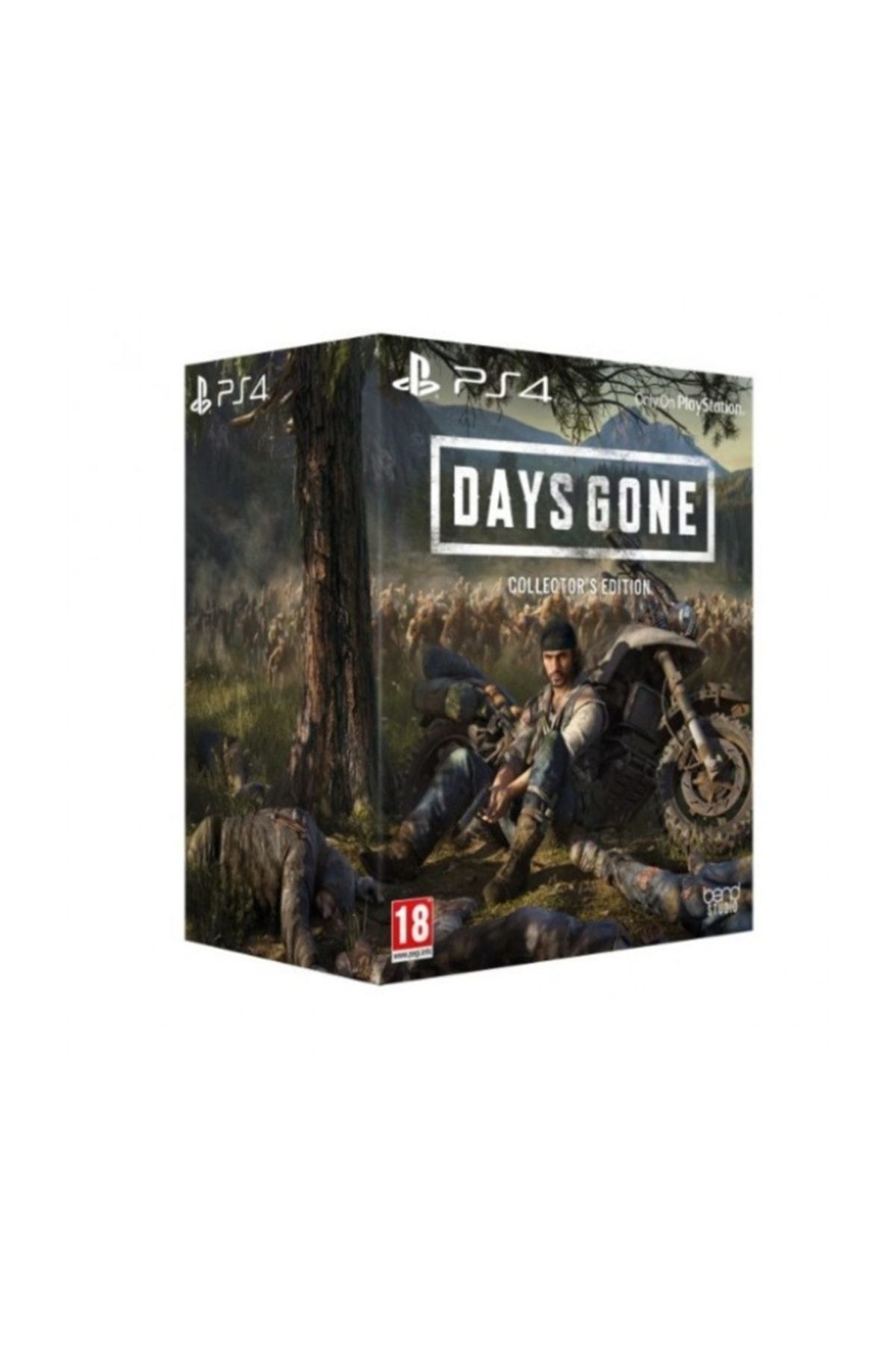 Sony PS4 Days Gone Collector's Edition 1