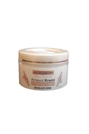 Three Brand Whitening Cream 100ml Arnavut Kremi Aklık Kremi