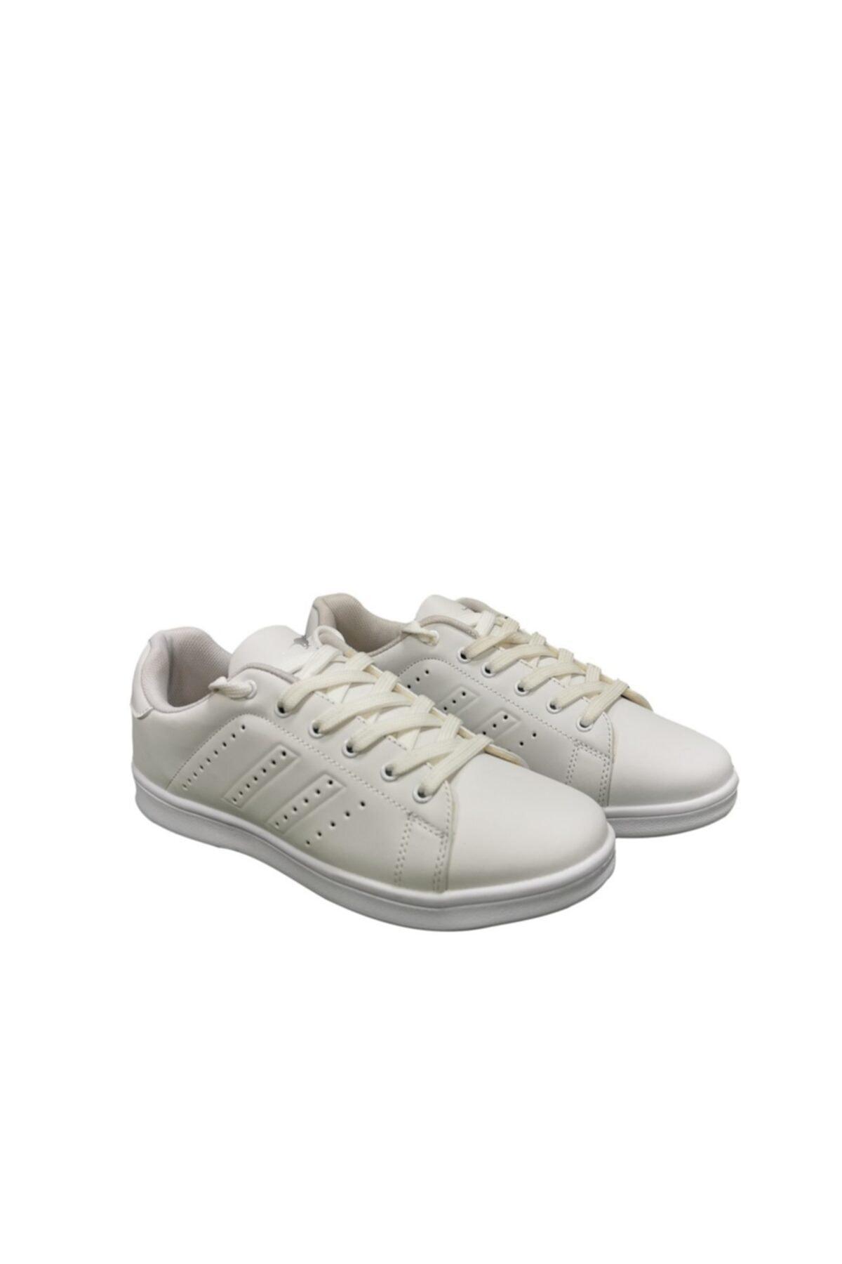 Cheta Kadın  Beyaz Günlük Spor Ayakkabı Cht002 1