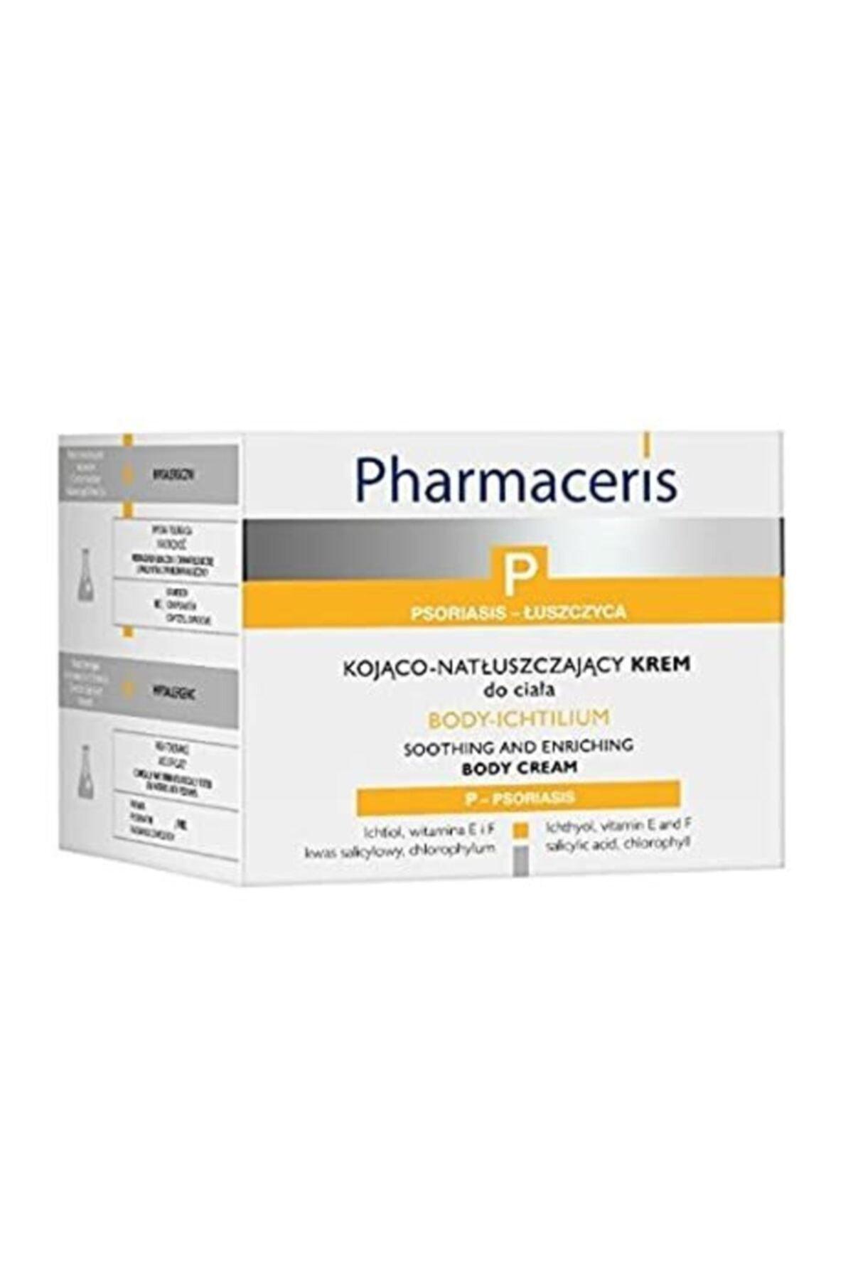 Pharmaceris Yatıştırıcı Ve Besleyici Vücut Kremi Body-ıchtılıum 1
