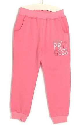 Aziz Bebe Kız Çocuk Pantolon Pijama Alt 3-6 Yaş 83104