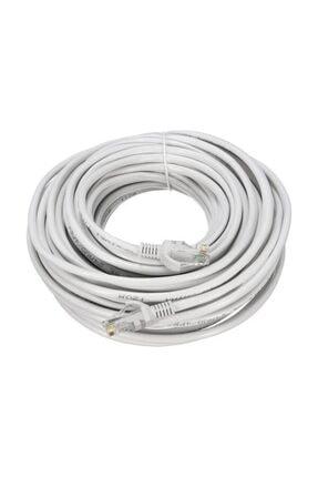 ATAELEKTRONİK 10mt 10 Metre Cat6 Rj45 Vodafone Net Fiber Adsl Modem Bilgisayar Arası Ethernet Internet Kablo Ağ