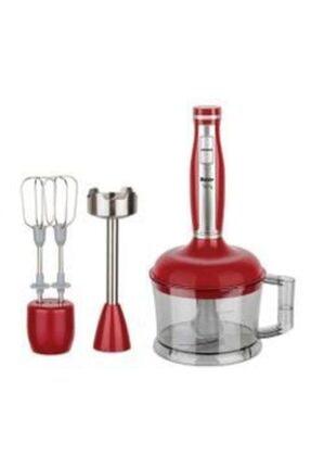 Fakir Taffy Blender Set Kırmızı