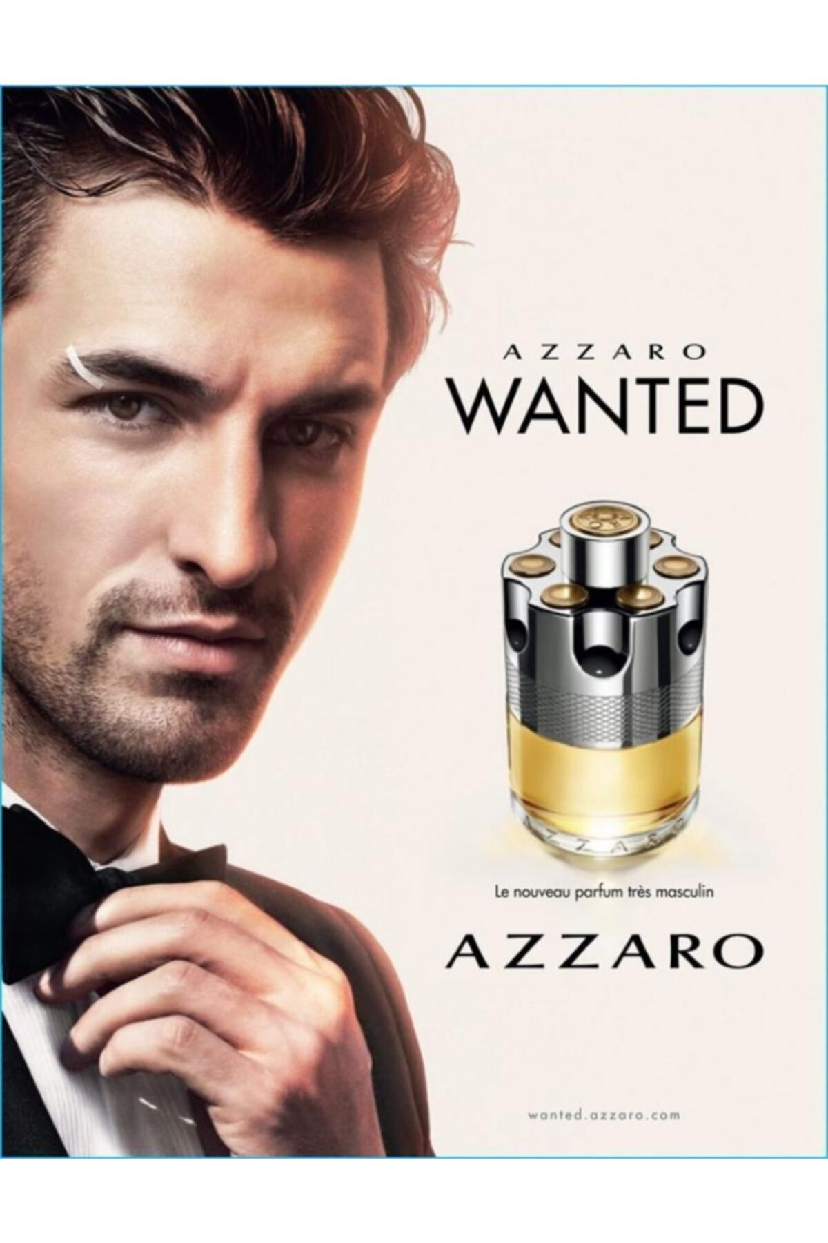 Azzaro Wanted Edt 150 ml Erkek Parfüm 3351500007783 2